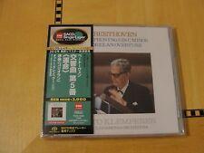 Beethoven Symphony No. 5 in C Minor - Klemperer - SACD Super Audio CD EMI Japan