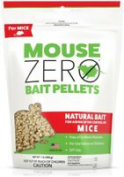 Scotts 0374104 Zero Mouse Bait Pellet, 1 Lbs