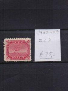 ! Cook Islands 1902.  Stamp. YT#22D. €75.00!