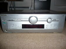 Panasonic Sa-He70 5.1 Channel 100W Av Receiver Silver Powers On *Read*As-Is*