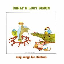 New: CARLY & LUCY SIMON - Sing Songs For Children CD