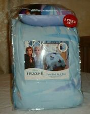 Disney Frozen 2 Twin 5 Pc. Bed-In-Bag-Comforter, Sheets, Pillow Case, Pillow