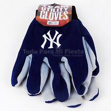 MLB New York Yankees Winter GLoves No Slip Gloves 3D Team Logo Gift Sport