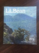 L.L.BEAN FALL WINTER 2016 SUPPLY CATALOG LOOKBOOK