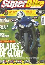 Honda CBR1000RR Fireblade YZ250F Derbi GPR125 Rieju PRO125 Boost Yamaha V-Max YZ