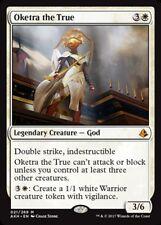 Oketra the True x1 Magic the Gathering 1x Amonkhet mtg card mythic rare god