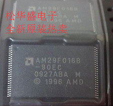 5 PCS AM29F016B-90EC TSSOP48 AMD Flash EEPROM New