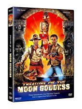 Treasure of the Moon Goddess (1987) Mexican Indiana Jones, English DVD
