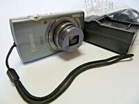 Canon Ixus 160 8x Zoom 20MP Silver HD Video Digital Camera #2