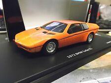 BMW M1 Turbo Concept X1 Prototype Studie 1972 orange red rot Schuco Pro R 1:43