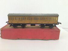 Hornby O gauge No 2 NE 1/3 Suburban coach