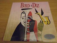 CHARLIE PARKER & DIZZY GILLESPIE Bird & Diz UK LP 2020 new mint sealed 180g