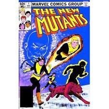 The New Mutants #1 (Mar 1983, Marvel)