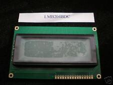 LMB204BDC   LCD Module   20 x  4     Character     5 volts      Z902