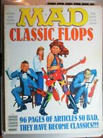 MAD MAGAZINE SUPER SPECIAL SPRING 1986 CLASSIC FLOPS - Bagged & Boarded - VF