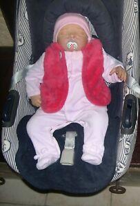 Adorable petite tenue pyjama Absorba 1 mois 5 pièces !!!