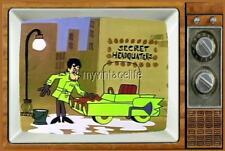 "COOL McCOOL Fridge MAGNET 2"" x 3"" art SATURDAY MORNING CARTOONS"