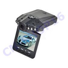 """MINI TELECAMERA DVR  VIDEOREGISTRATORE AUTO HD 6 LED  MONITOR LCD 2.5"""""""