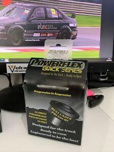 Powerflex Black Frt Wishbone Lower Rear Bushes for Ford Fiesta Mk6+ST150 (02>08)
