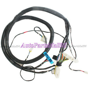 Monitor Wiring harness 208-53-12920 FIT Komatsu Excavator PC200-7