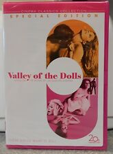 Valley of the Dolls (Dvd 2006 2-Disc Special Edt)Rare 1967 Music Drama Brand New