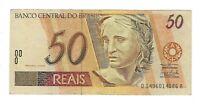 50 Reais Brasilien 2006 C321 / P.246n -  Brazil Banknote