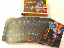 VINTAGE LAS VEGAS FUN CAPITAL OF THE WORLD DECK PLAYING CARDS FLAMINGO BARBARY