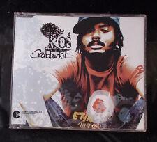 K-OS - Crabbuckit - CD Single - Australia - Sample