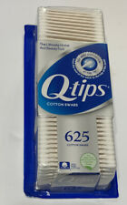 Q-tips Brand 100% Pure Cotton Swabs Brand New  625 Swabs