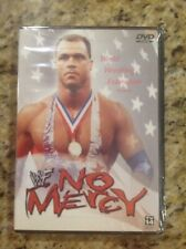 WWF - No Mercy 2001 (DVD, 2001)NEW Authentic US Release RARE Out of Print