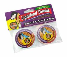 """Space and Weight Savers Lightload Towels 50 Piece Display 12x12/"""" Extreme Life"""