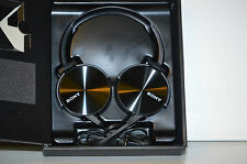 Sony MDR-XB450AP Extra Bass Smartphone Headset Stereo Headphones - Genuine