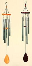 Klang- & Windspiele für den Garten aus Holz mit