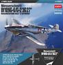 """Academy #12321 Plastic Model Kit 1/48 MESSERSCHMITT Bf109 G-6/G-2 """"JG27"""""""