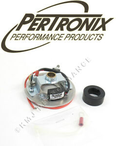 Pertronix 1247 Ignitor Ignition Points Replacement Ford Tractor 2N 8N 9N 4 Cyl