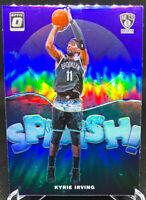 Kyrie Irving 2019-2020 Panini Donruss Optic Splash Purple Brooklyn Nets #8
