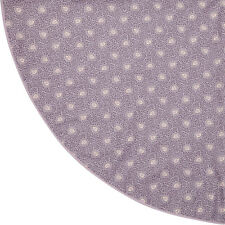 Round Coated Cotton Provencal Tablecloth 160cm diameter