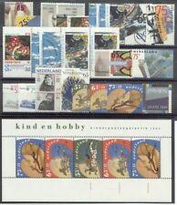 jaargang 1990 postfris (MNH) met kindblok
