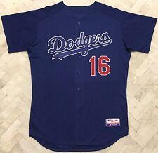 Authentic Majestic 2005 Jim Tracy LA Dodgers Autographed MLB Jersey Hideo Nomo