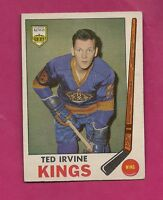 1969-70 OPC # 103 KINGS  TED IRVINE VG CARD (INV#3273)
