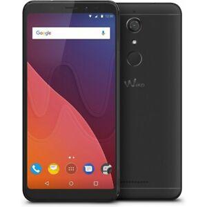 Wiko View 4G Dual Sim 16 GB, RAM 3 GB, Black. Smartphone pari al nuovo