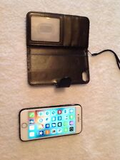 Apple Iphone 7 & 8 ,leather wallet case with detachable magnetic phone holder
