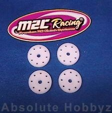 M2C Racing Associated RC8 8-Hole 1.3 Strait Hole Pistons 16mm - M2C3571