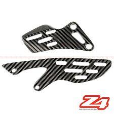 2009-2014 Yamaha R1 Rearset Foot Peg Mount Heel Guard Plates Cowl Carbon Fiber