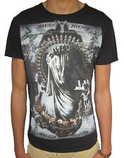 Pearly King Men's MOTHER T-Shirt Black (PKTS032)