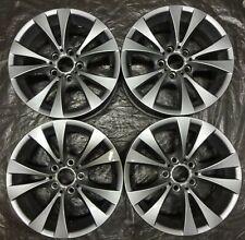 4 Orig BMW Alufelgen Styling 277 8Jx17 ET43 6783283 5er E60 E61 Allrad FB120
