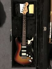 Fender American Deluxe Stratocaster Plus & 3 Personality Cards w/ Hardshell Case
