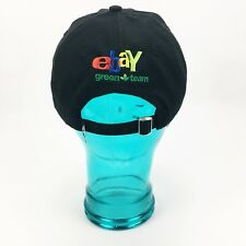 eBay Green Team Baseball Cap Dad Hat Recycled Bottles Embroidered Adjustable A23