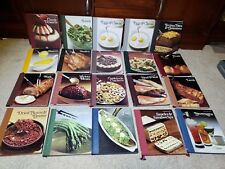 Time Life The Good Cook Cookbooks Set Of 20 Hardcovers 1979-1983