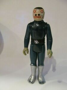 Vintage 1978 Kenner Star Wars BLUE Snaggletooth - Foot Dent, No Weapon Hong Kong